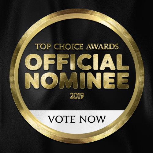 badge for walkers finest barbershop barber best official nominee vote barrhaven best barber shop